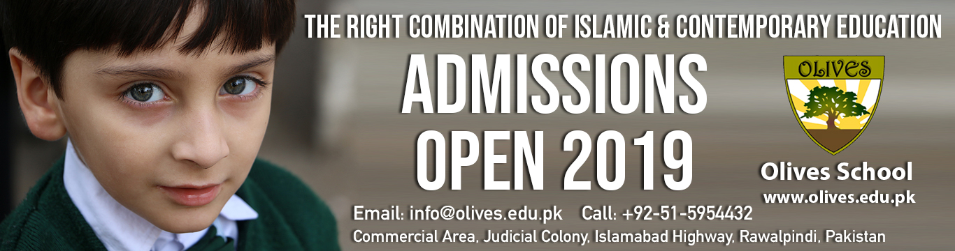 Olives School | The Right Combination of Islamic
